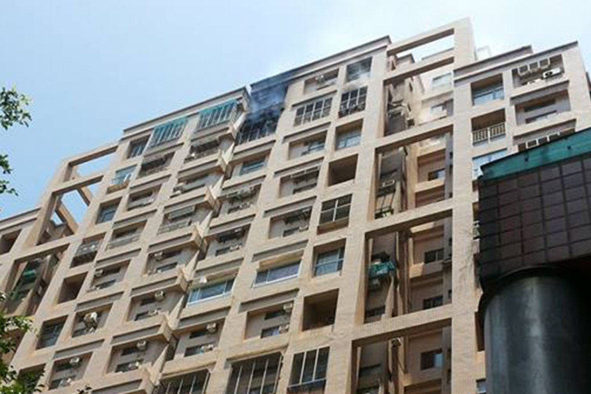 Student, 19, dies after he is trapped in flat blaze | South