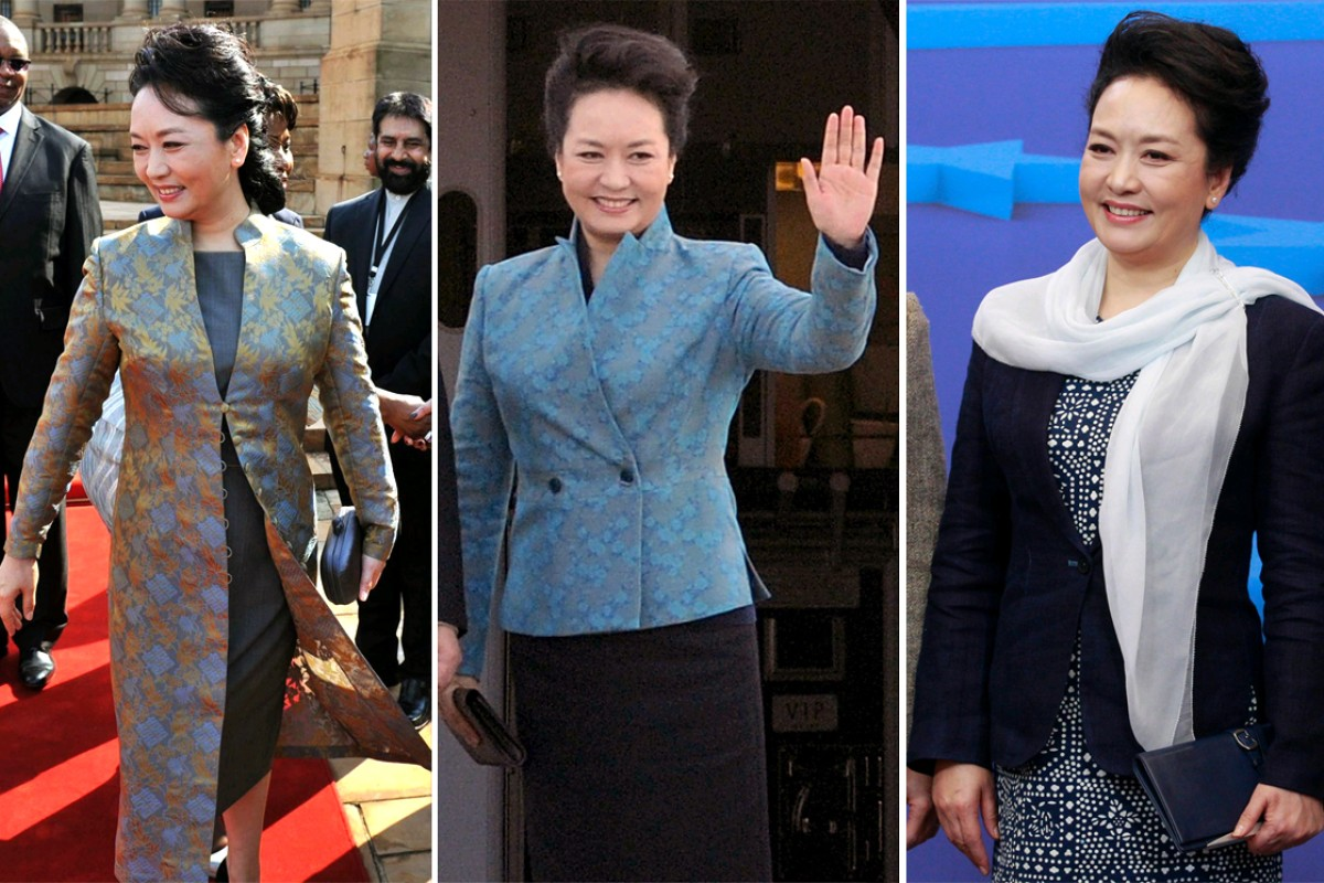 China S First Lady Peng Liyuan S Fashion Style Has Made Her A Global Sensation South China Morning Post