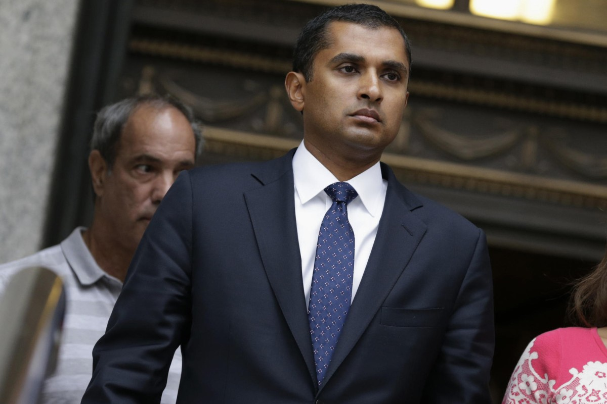 Ex-SAC fund manager Mathew Martoma sentenced to nine years for