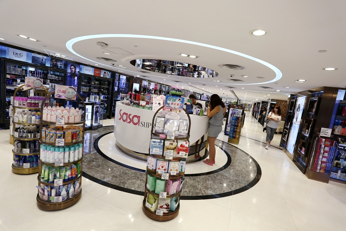 Sa Sa sales growth in HK drops 1pc in golden week on impact