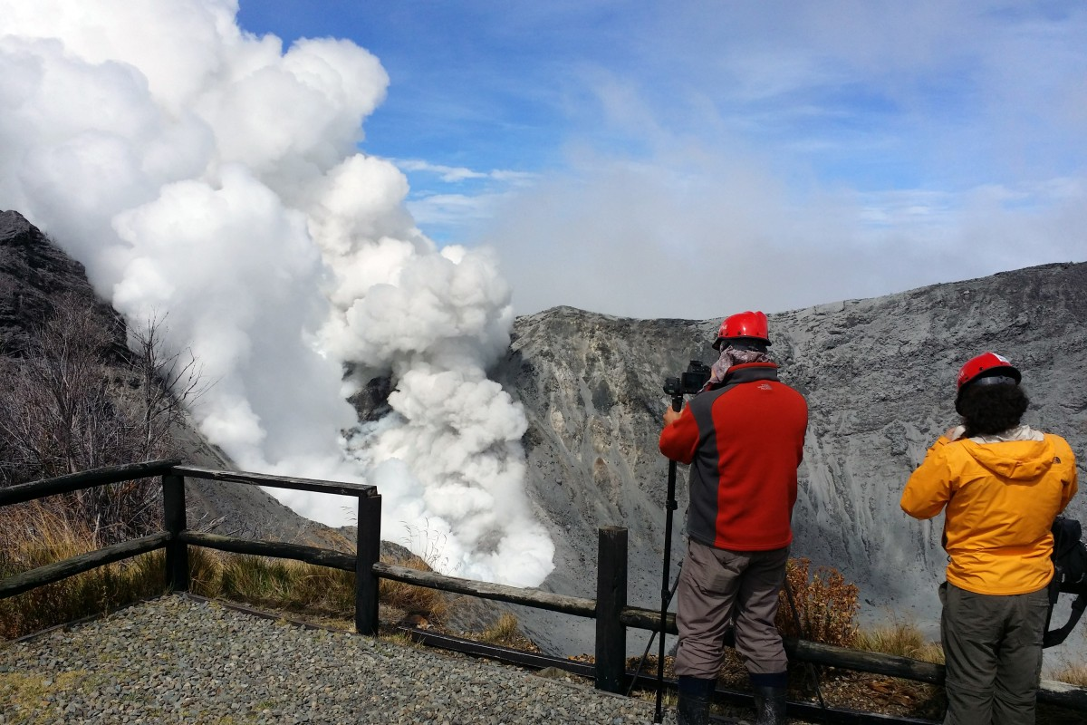 Costa Rica issues emergency alert as volcanic ash hits San