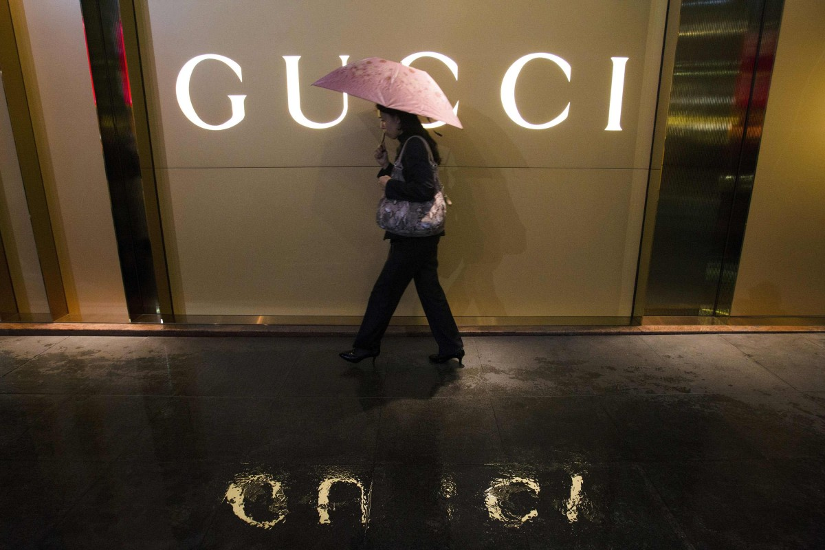 d3ebfbe597a Gucci holds the luxury spending downturn mainly responsible for its poor  performance but the real problem