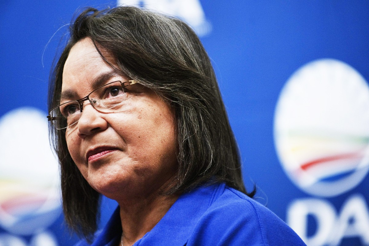 Cape Town Mayor Patricia De Lille Praised By Nobel Prize