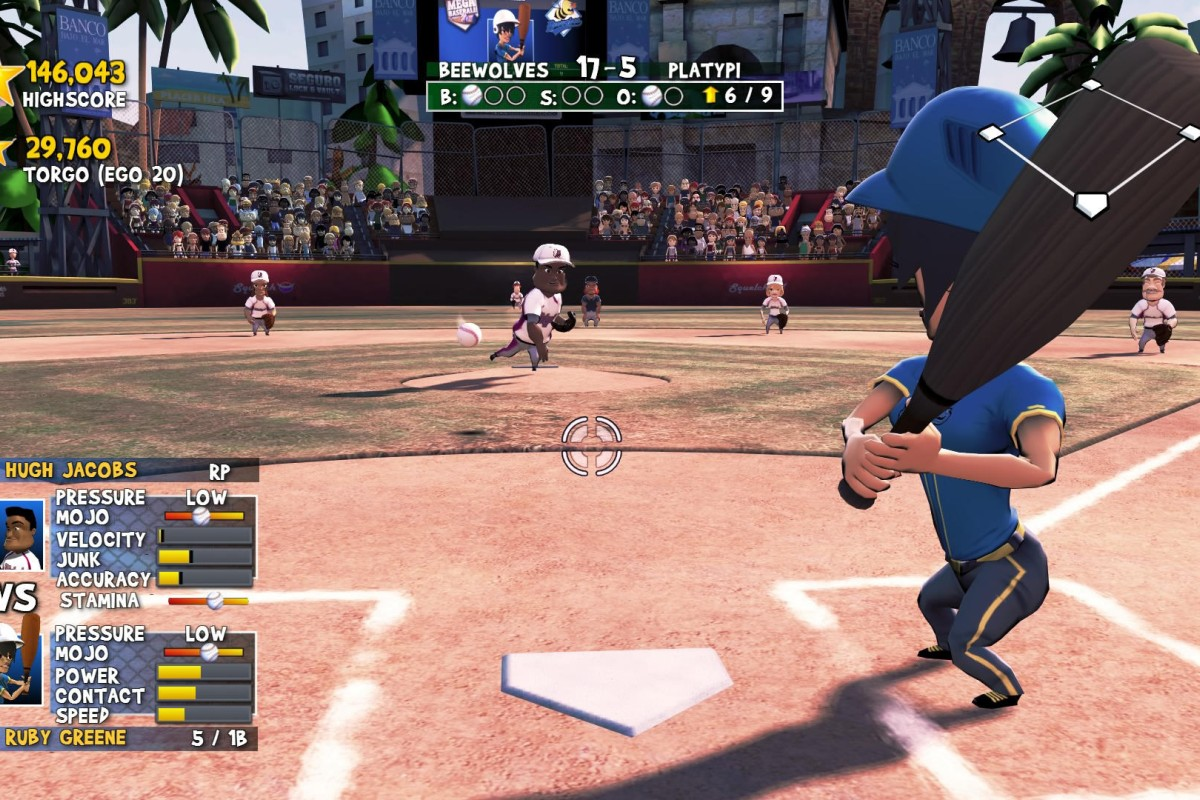 Videogame review: Super Mega Baseball combines retro and