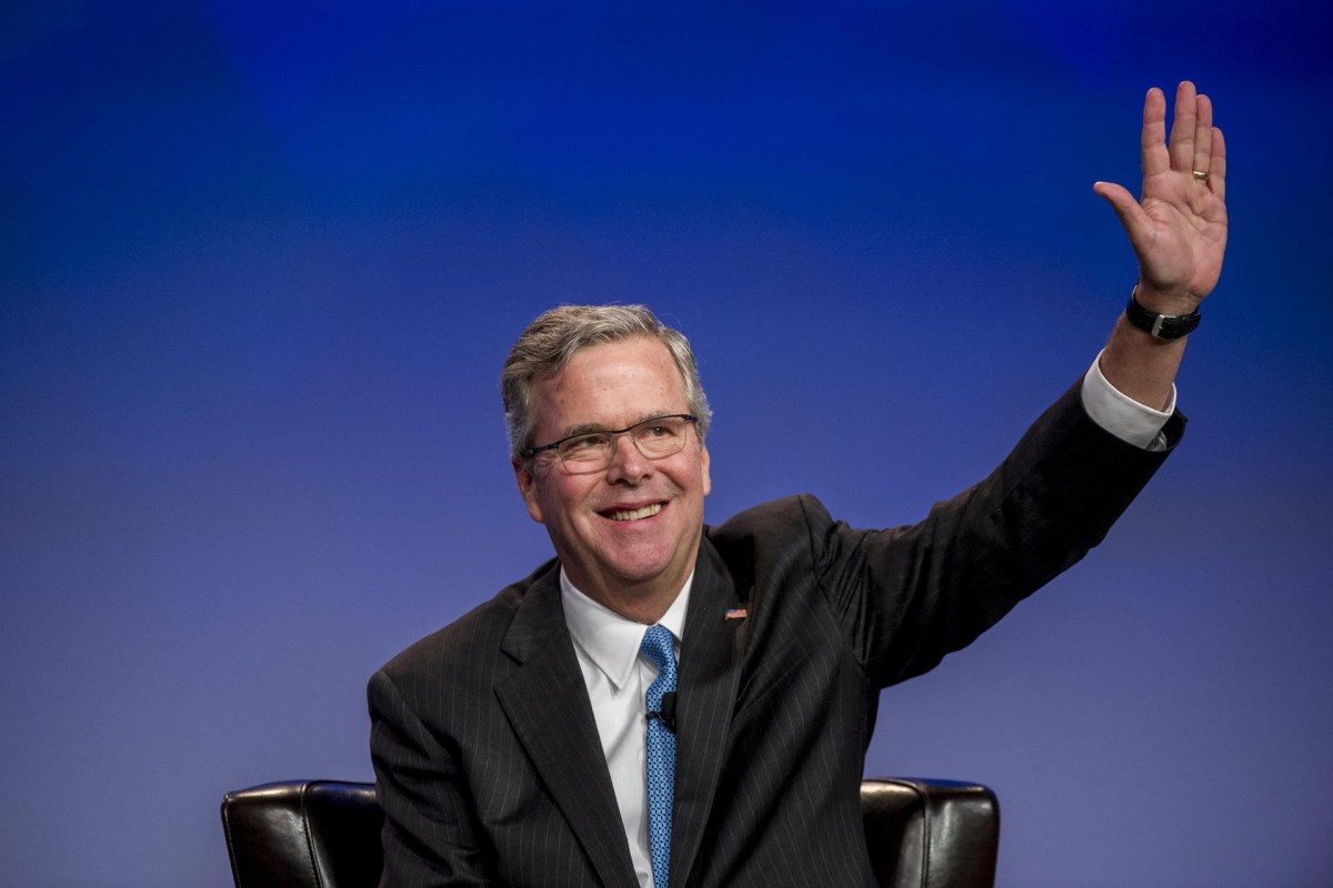 2d4bdfd0abf83 Jeb Bush offers 'hope' as key 2016 message in San Francisco fundraising stop