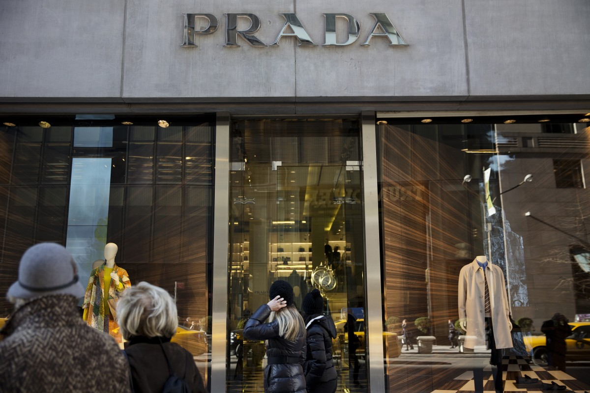 d1a92be7ab Prada's costly retail space, combined with slower growth, has hammered  margins and valuation.
