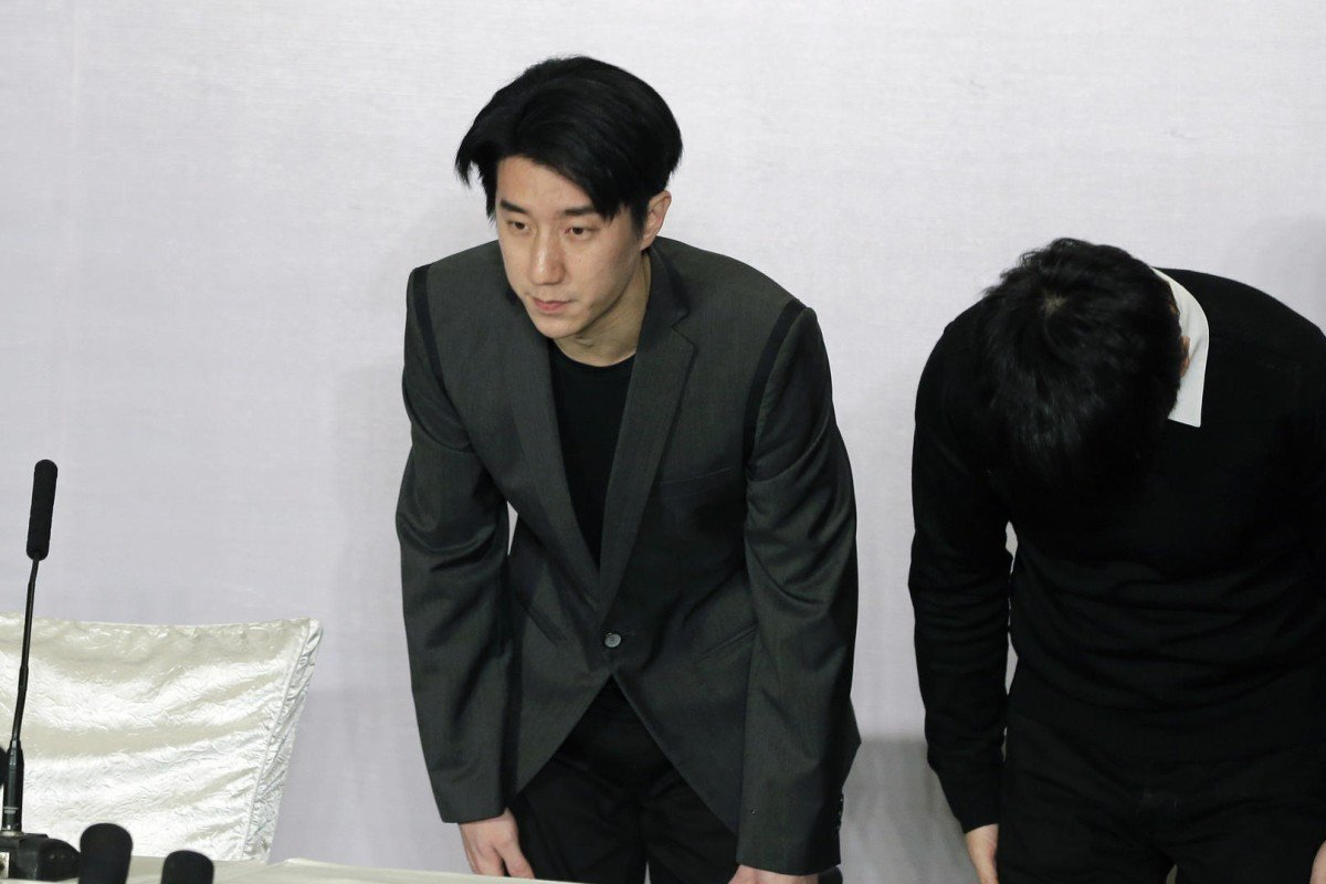 Jaycee Chan says prison was 'harsh' and father Jackie did not