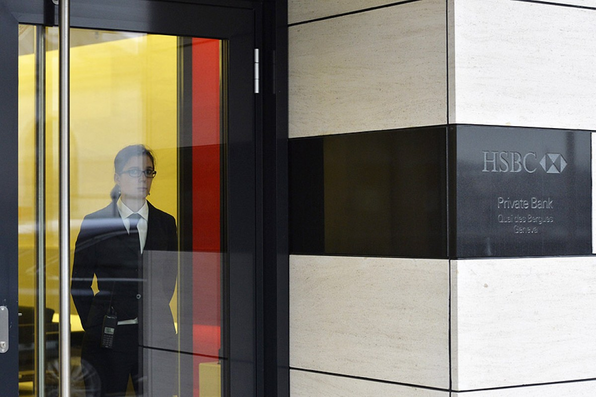 Swiss prosecutors search offices of HSBC subsidiary in money