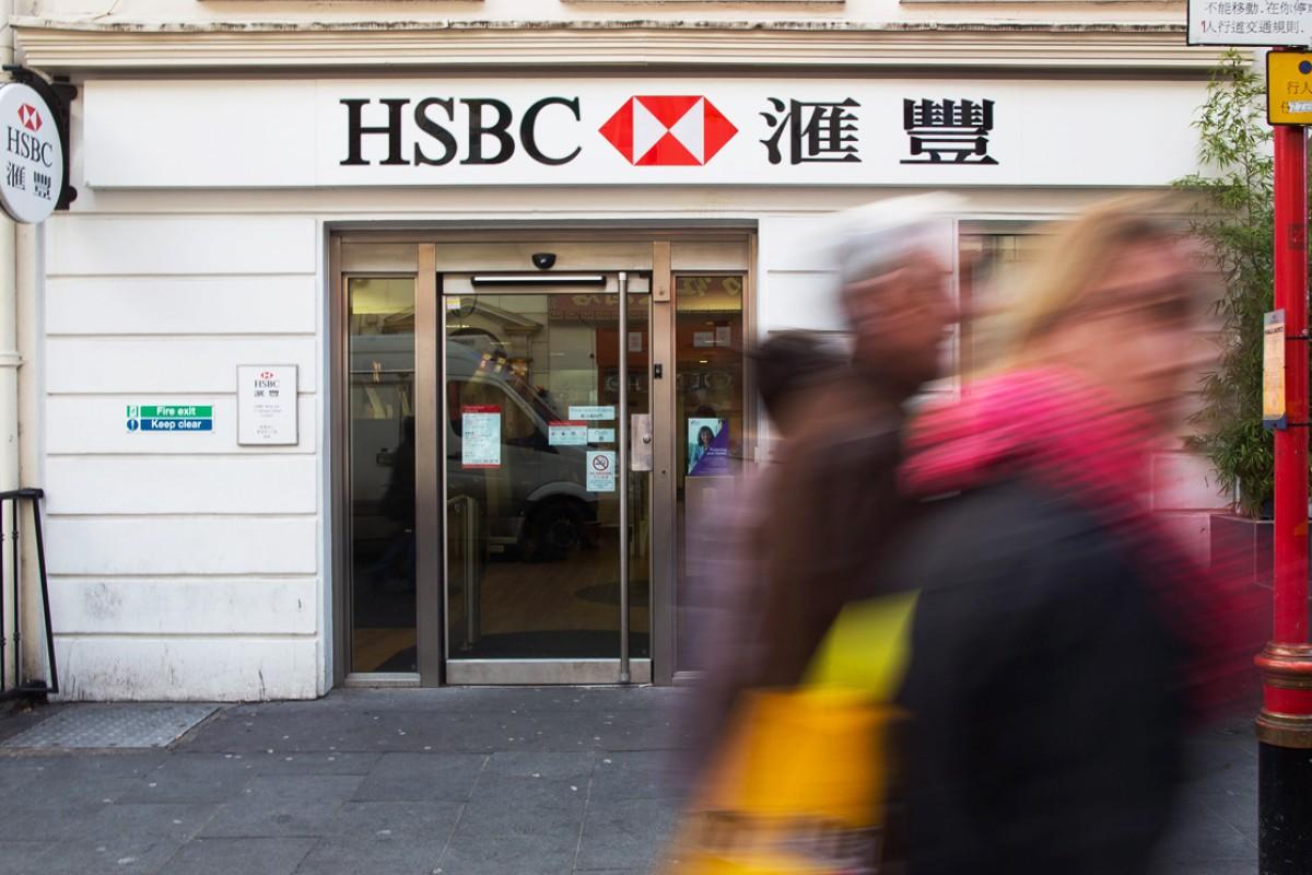 HSBC profit falls 17 per cent as restructuring pushes up