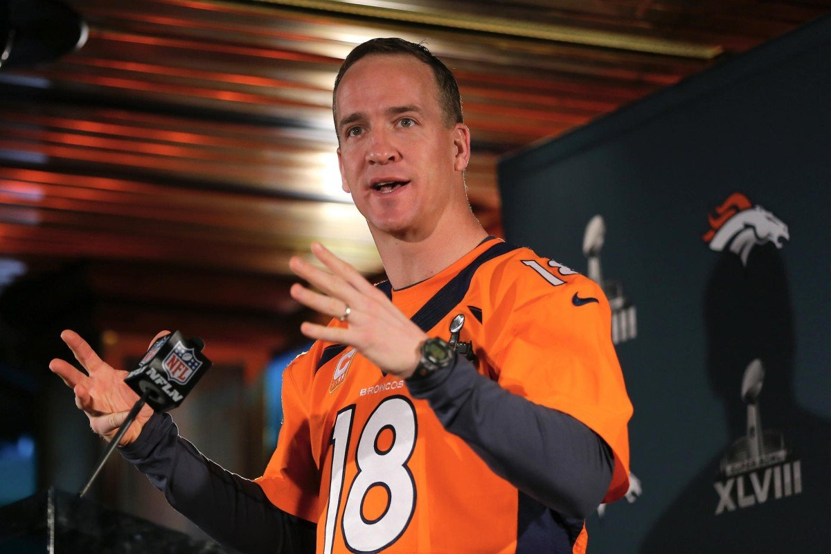 86ff02cfedb Peyton Manning takes a US$4 million pay cut, down to US$15 million,