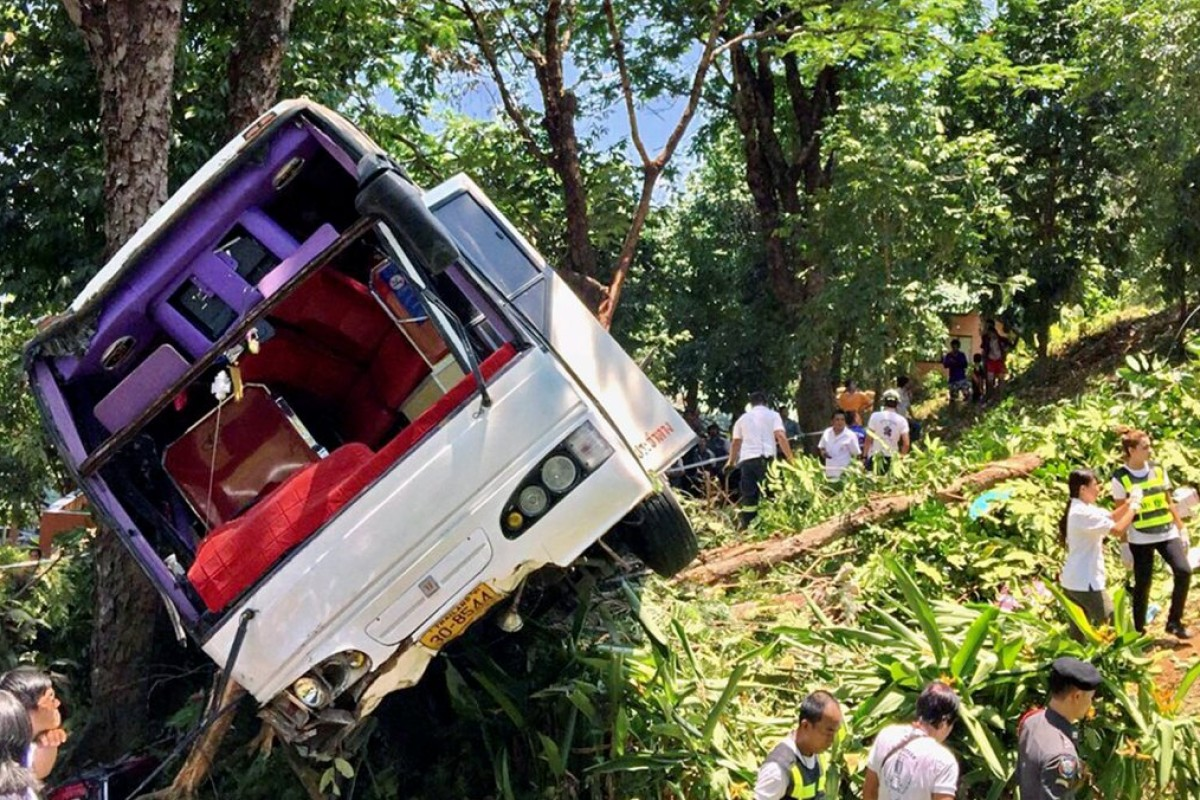 More Chinese tourists dying in crashes on foreign roads