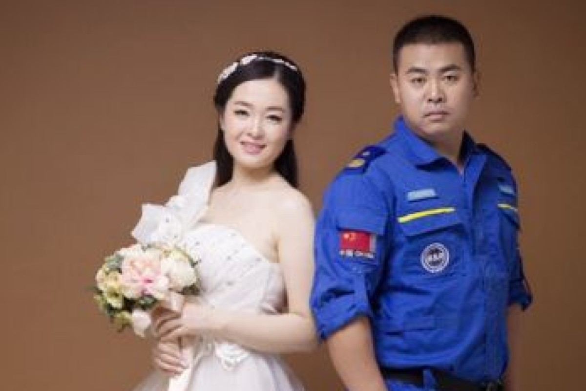 71843a1a9deef9 Rescuer cancels wedding to search for survivors of Chinese ferry disaster |  South China Morning Post