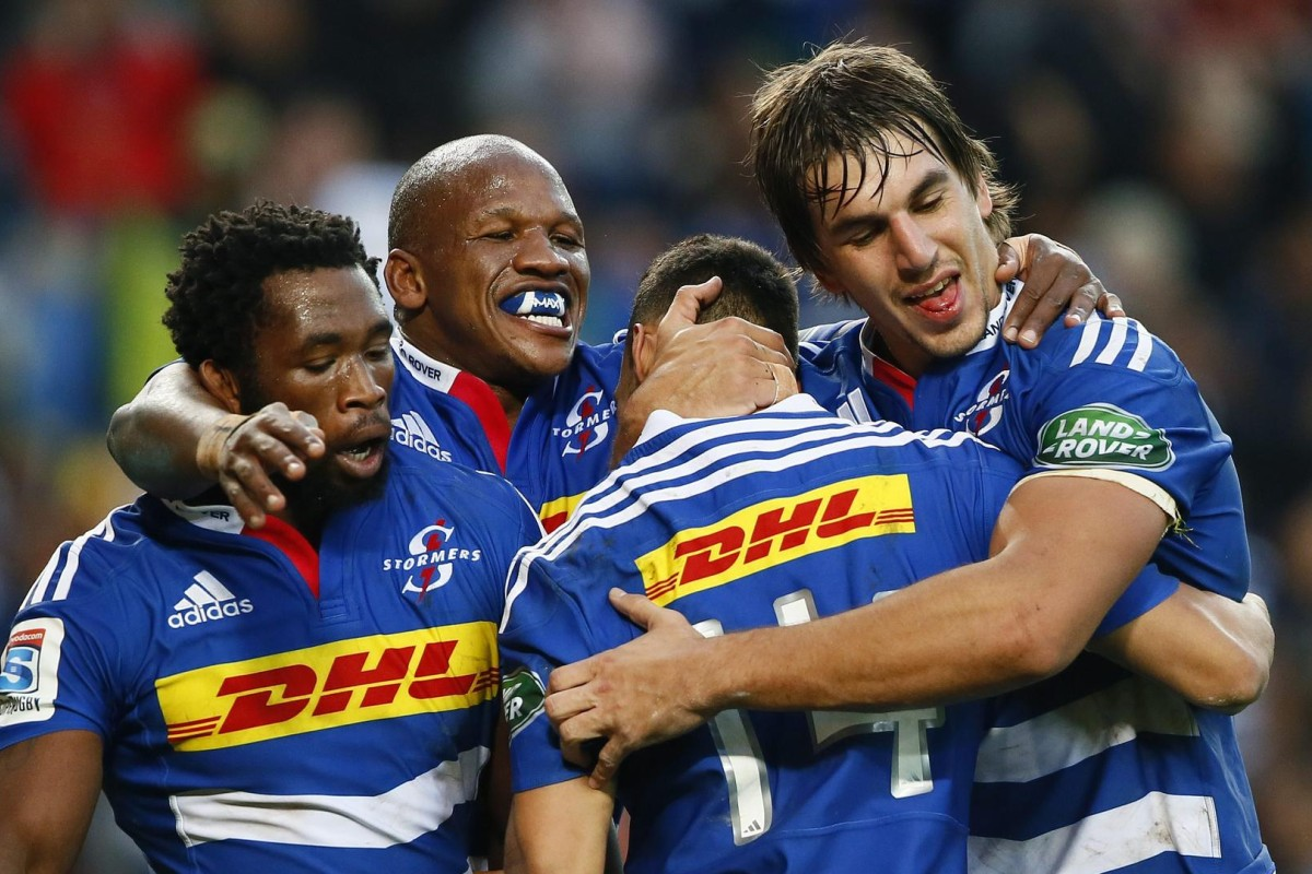2c2f6673f72 The Stormers topped the South African conference and host Australia's  Brumbies in Cape Town on Saturday