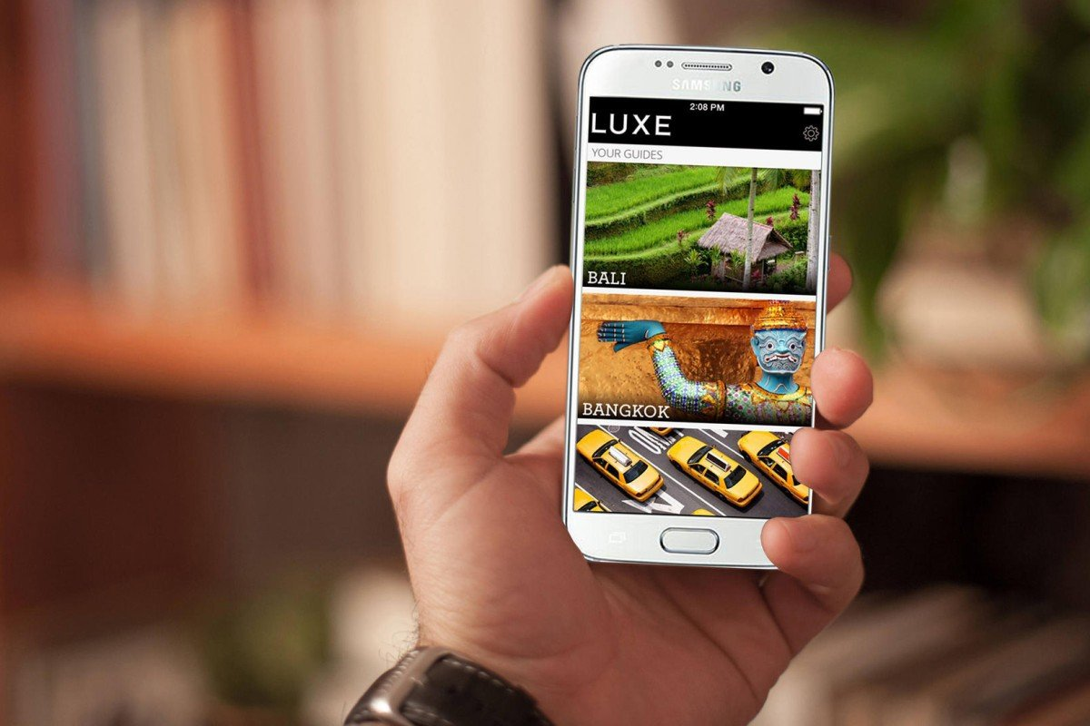 Luxe releases travel apps