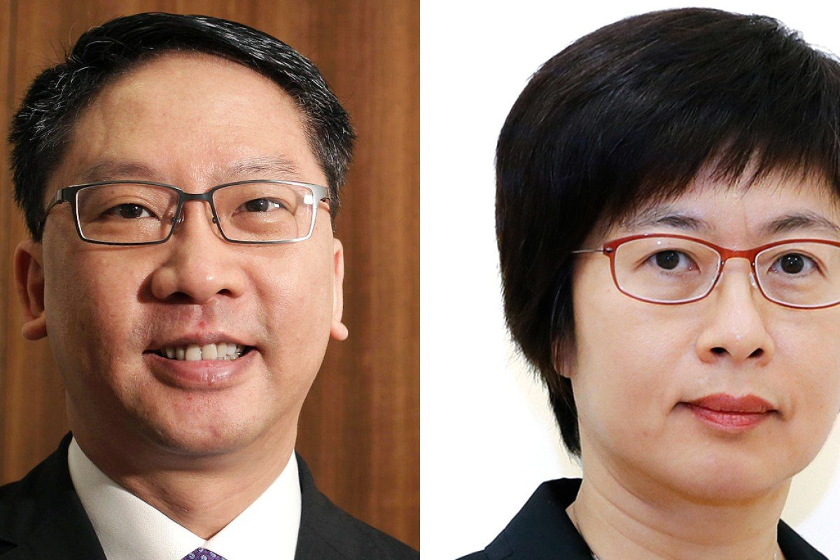 Hong Kong Justice Chief To Meet Top Beijing Officials On