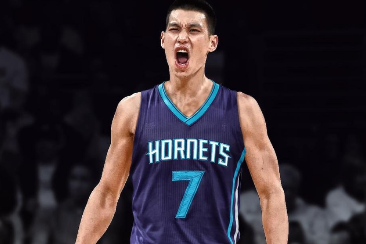 wholesale dealer 6f8ca 2f089 Jeremy Lin signs for Charlotte Hornets | South China Morning ...