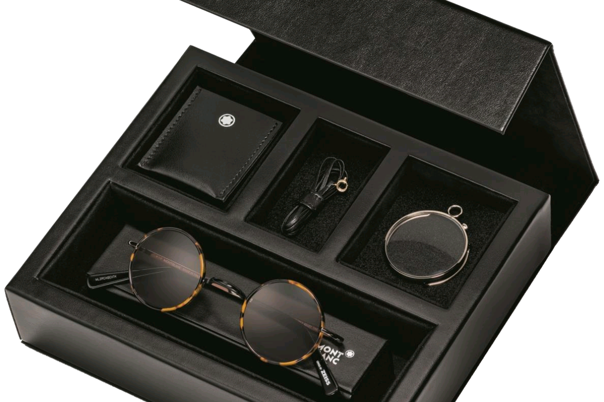 2ba38212301d Montblanc launches limited-edition reinterpreted vintage sunglasses | South  China Morning Post