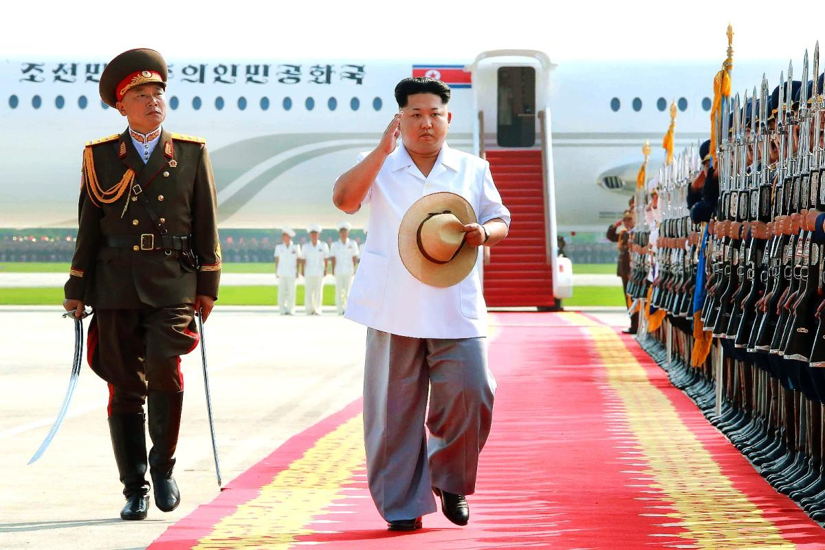 No joke: North Korea's Kim Jong-un wins peace prize, as