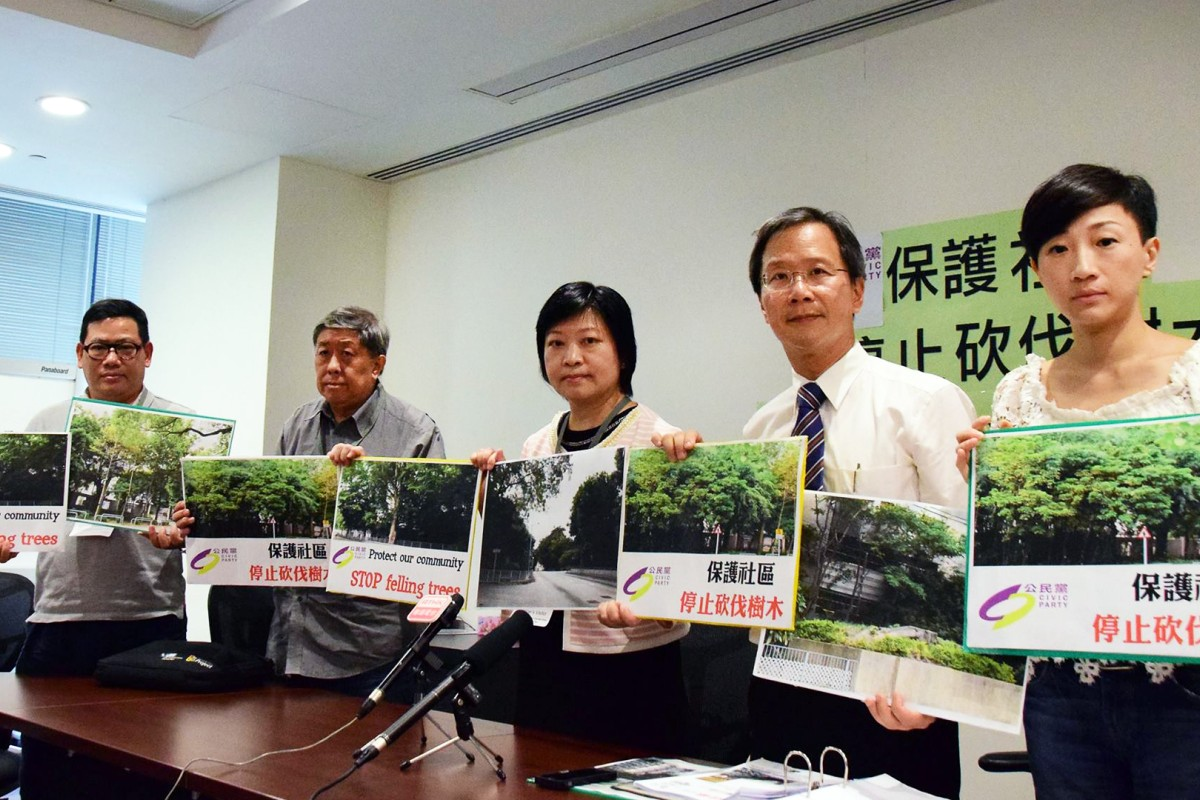 Tuen Mun residents form action group to fight plans to fell