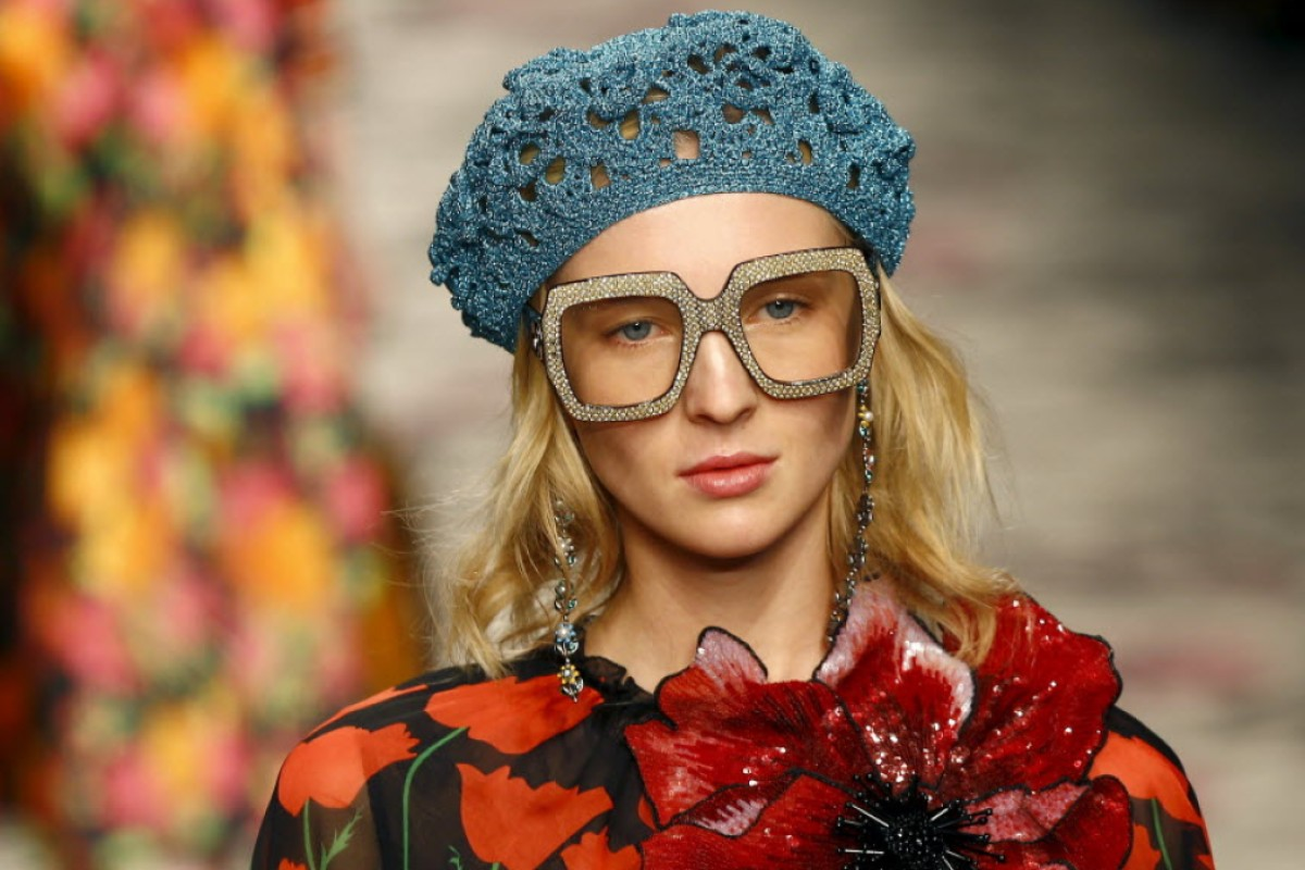 ff5185d84af51 Alessandro Michele's second Gucci collection powerfully feminine ...