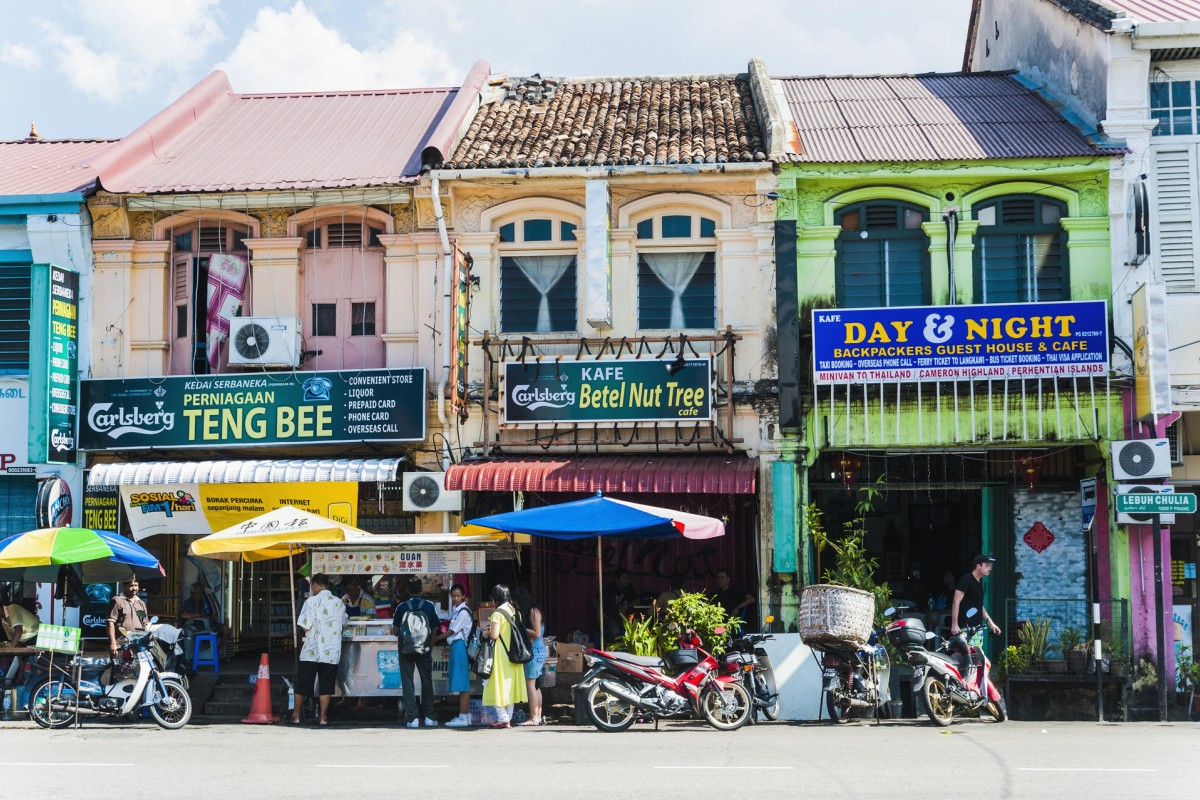 Penang: island of the areca nut palm, literally | South
