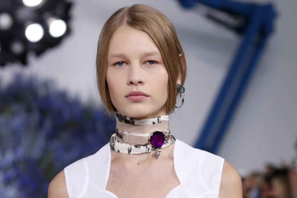 14-year-old on Paris catwalk reignites teenage models debate