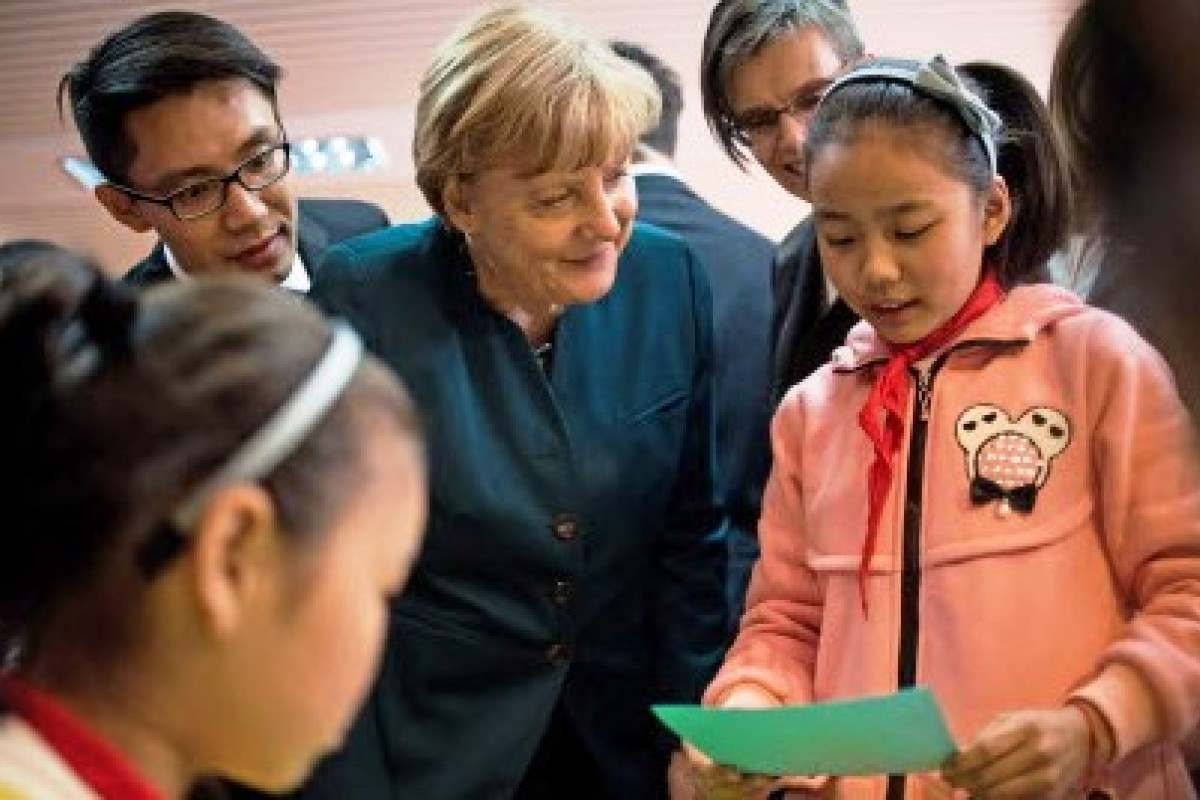 Germany S Angela Merkel Backs More Favourable Market Economy Status For China With Certain Conditions South China Morning Post