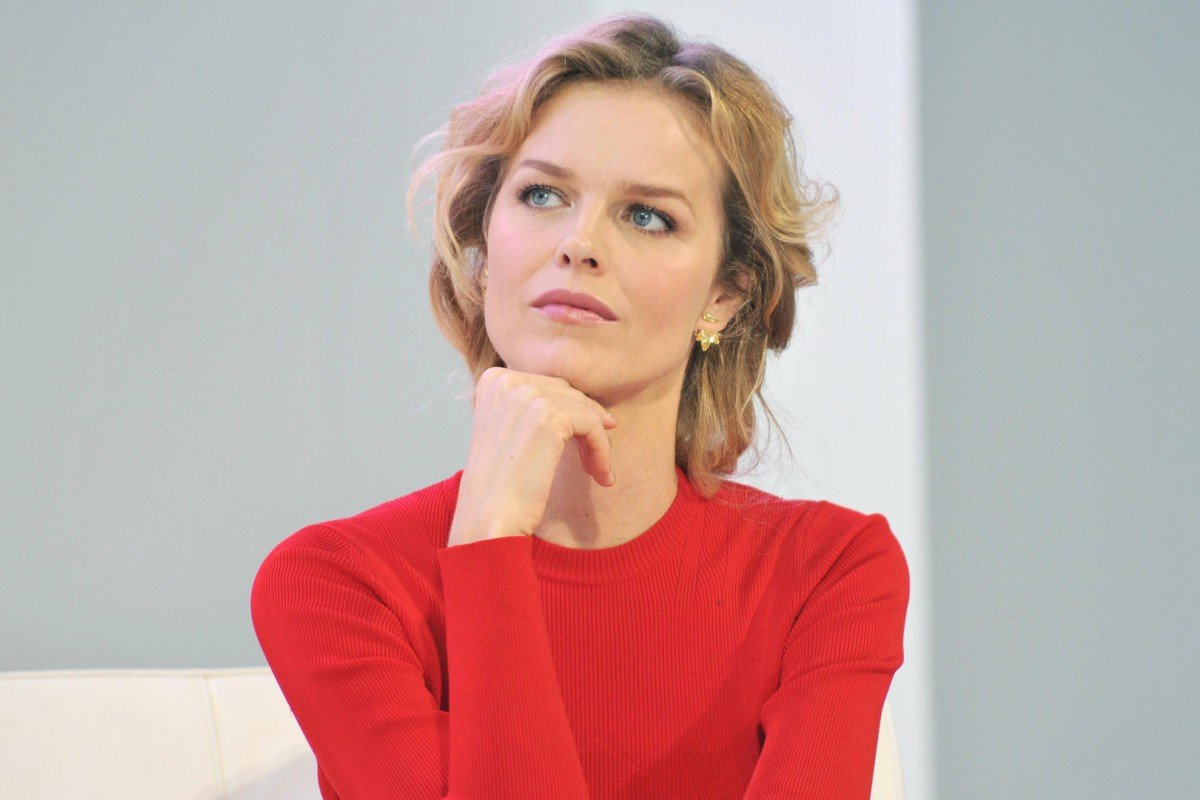 Supermodel Eva Herzigova is the new face of Dior's luxury