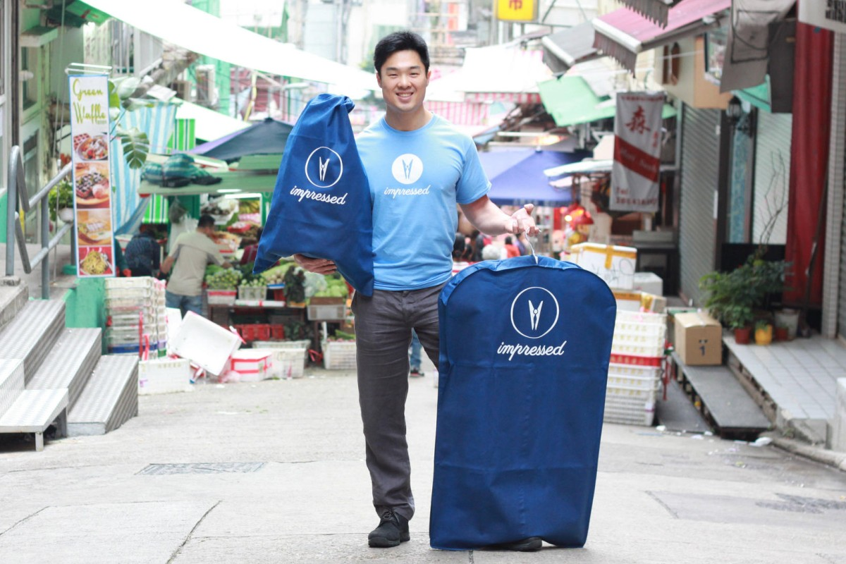 Impressed Door To Door Dry Cleaning For Busy Hongkongers