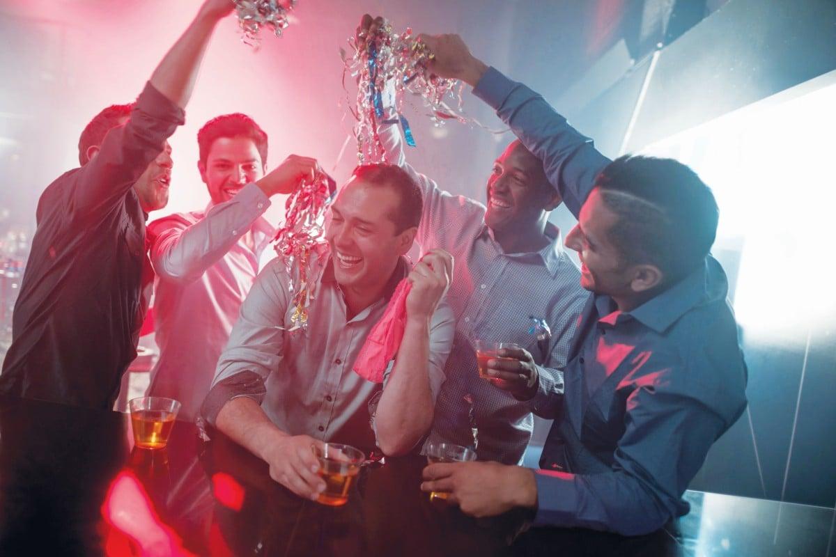 Gay club beat