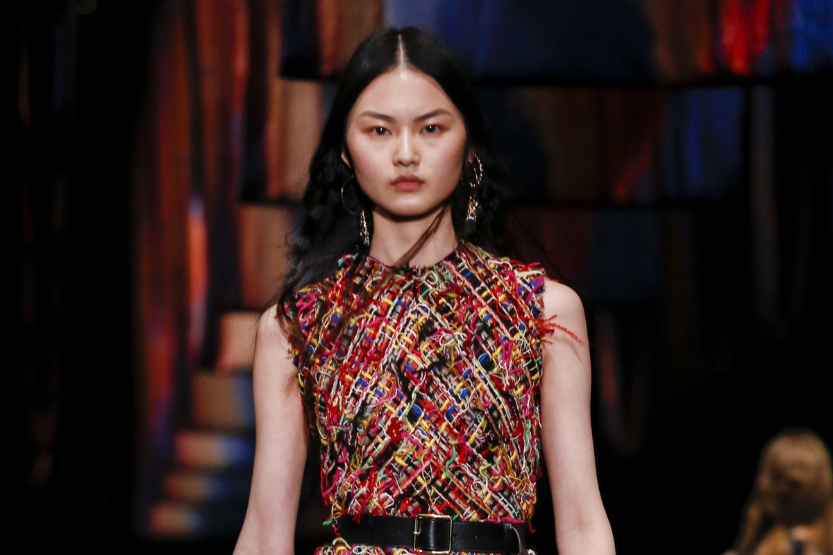 Alexander McQueen Brings Pagan Legends To Paris Fashion