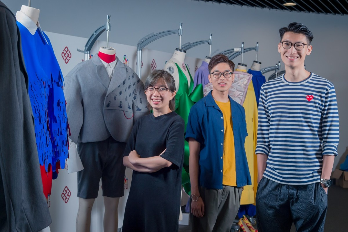 Polyu Budding Fashion Designers Showcase Creativity And Talent South China Morning Post