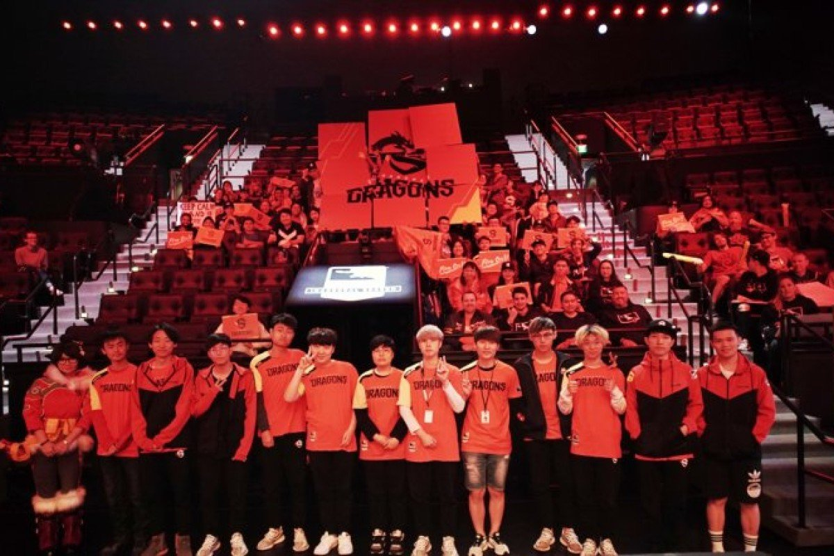 Lovable Losers Shanghai Dragons Purge Most Of Team After Epic Overwatch League Losing Streak South China Morning Post