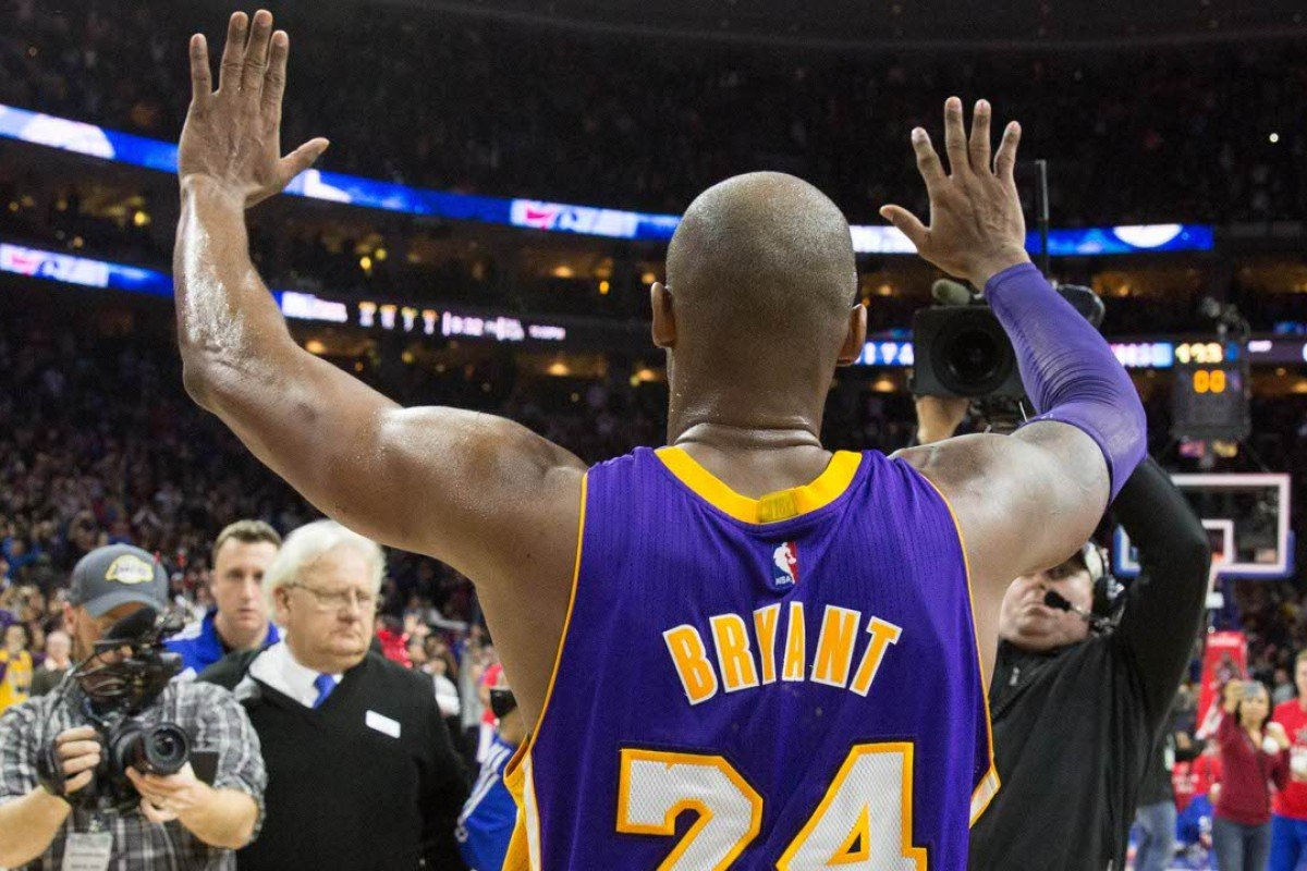 286948c3 Kobe Bryant wins over Phillie fans as farewell tour begins, but ...