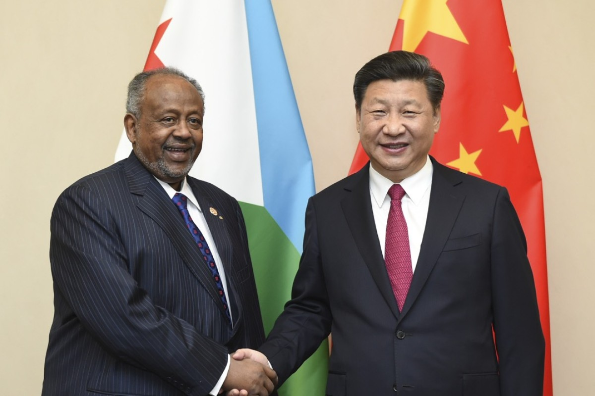 Training Gains Toehold For >> Beijing Turns To Stable Djibouti For Logistical Toehold In Volatile