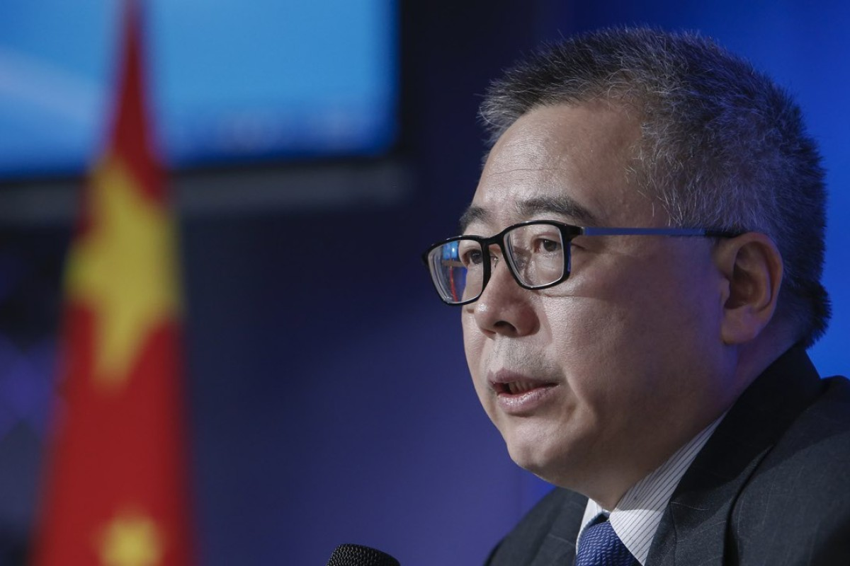 87e8135c14e1 China's chief climate negotiator Su Wei says much is still to be decided  before a full
