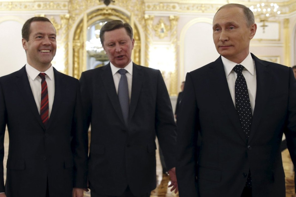 A Killer Walk Putin And Other Ex Kgb Have Gunslinger S Gait Study Says South China Morning Post