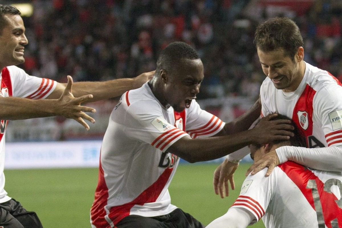 Relieved River Plate reach final of Club World Cup | South