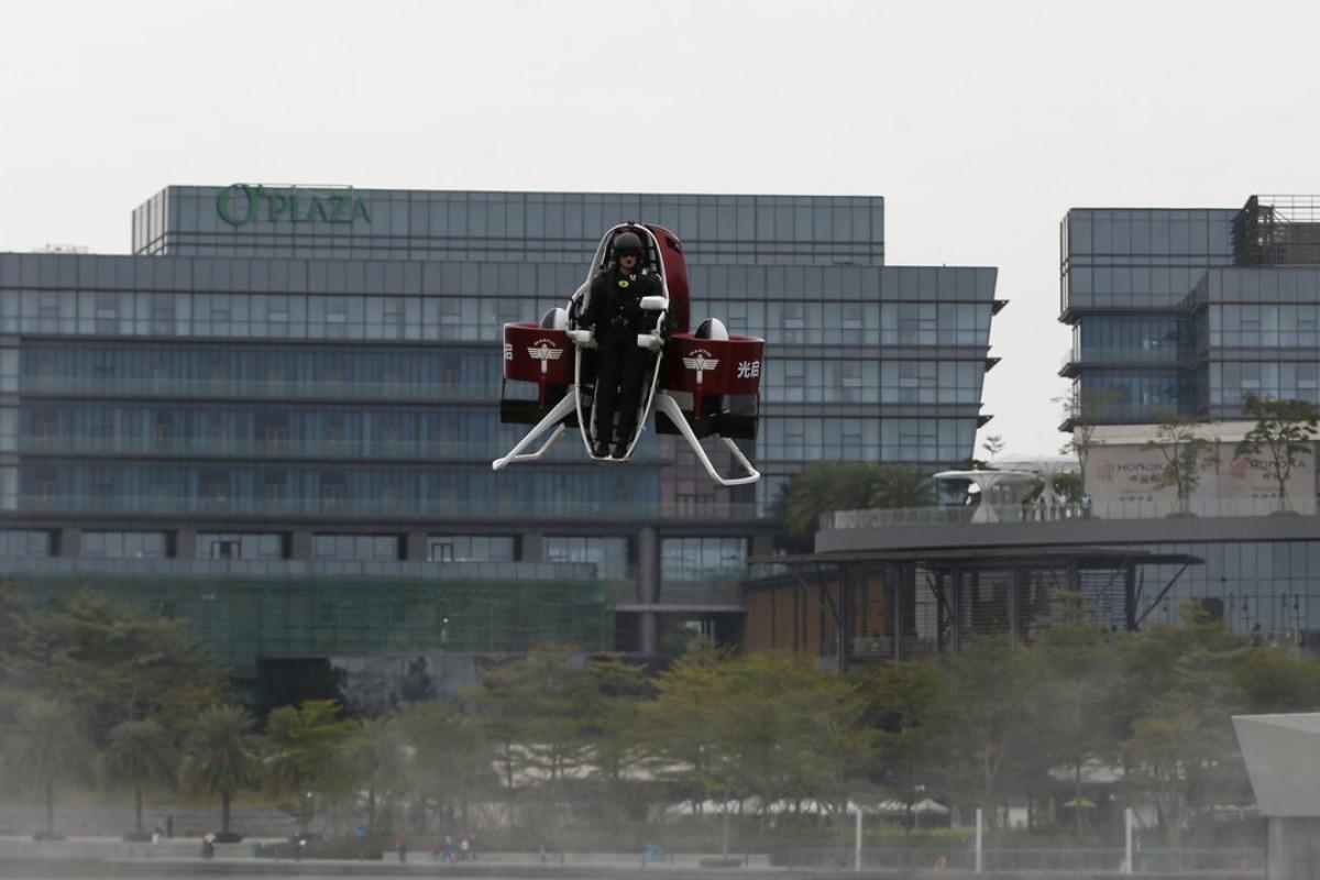 Surprise, Hong Kong's next door neighbour Shenzhen is the