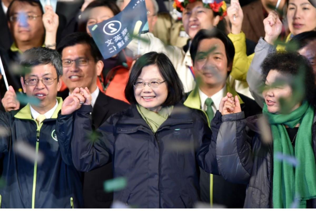 ताइवान, चीन, साइ इंग वेन, अमेरिका, राष्ट्रपति,