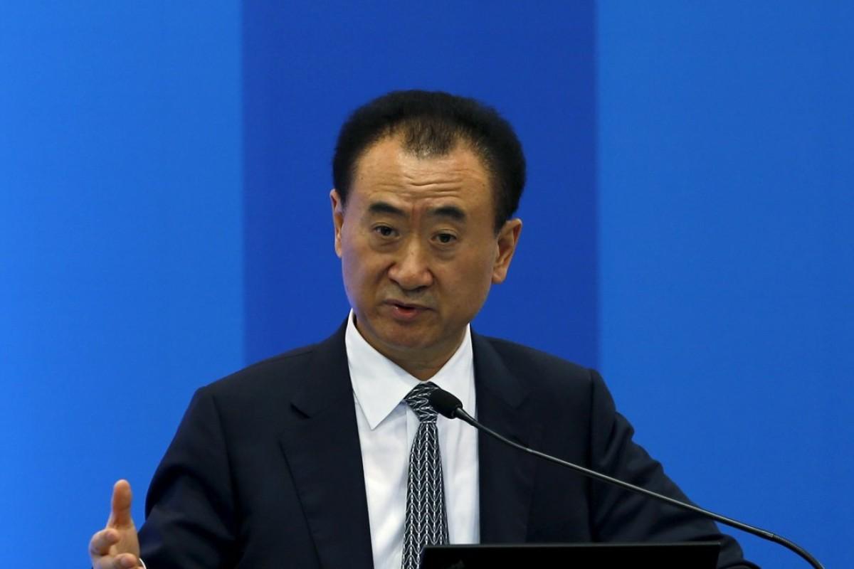 Chinese billionaire Wang Jianlin takes aim at the global