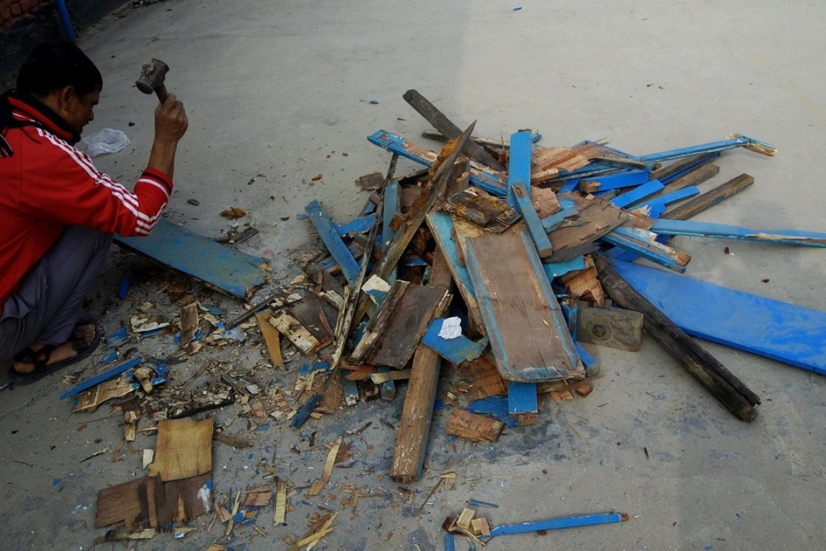 Super Nepal Protesters Blockading Indian Border Face Tough Choice Andrewgaddart Wooden Chair Designs For Living Room Andrewgaddartcom