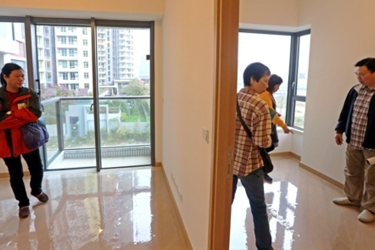 What you can buy for the price of a Hong Kong flat: an