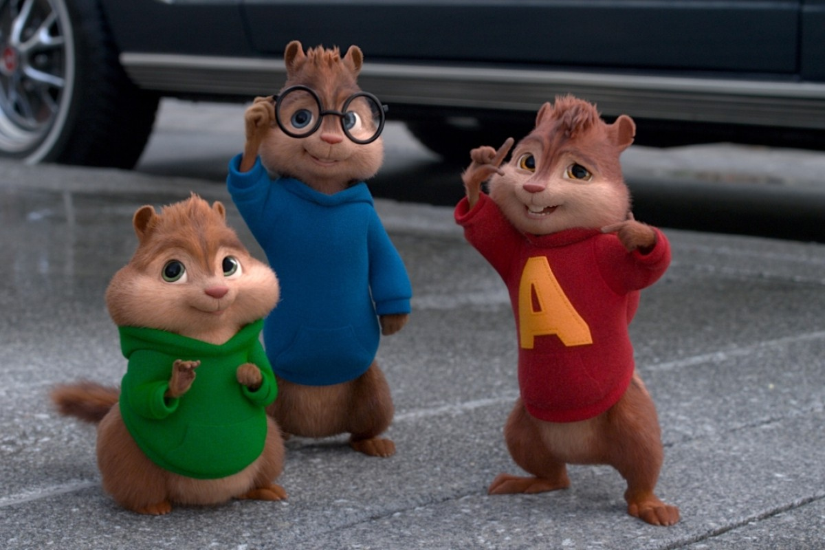 Film Review Alvin And The Chipmunks The Road Chip Story Bad Music Worse South China Morning Post