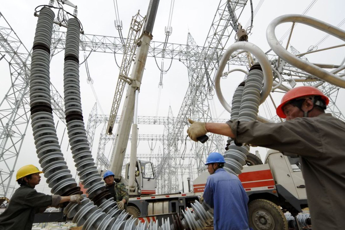 China's under-utilised ultra-high-voltage power lines no