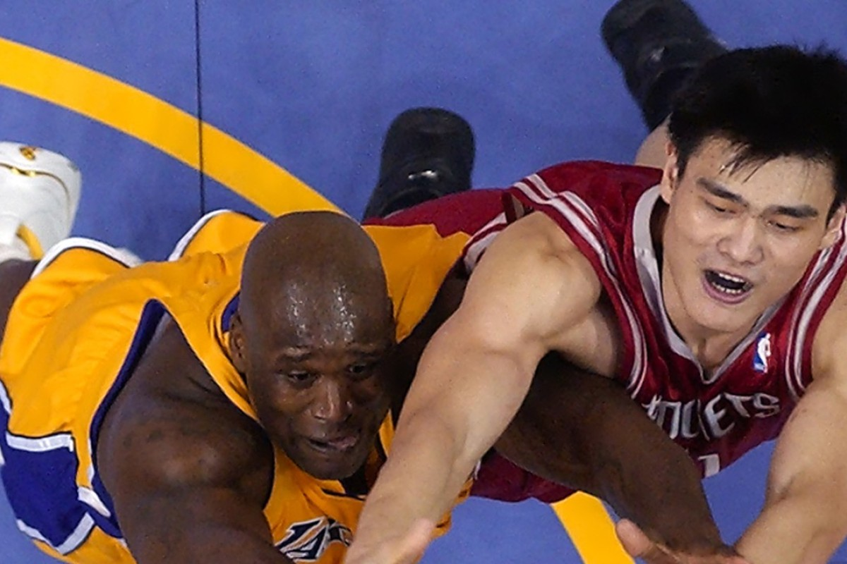 Rodman單場最高34個籃板,Barkley最高33個,那麼歐尼爾和姚明呢?