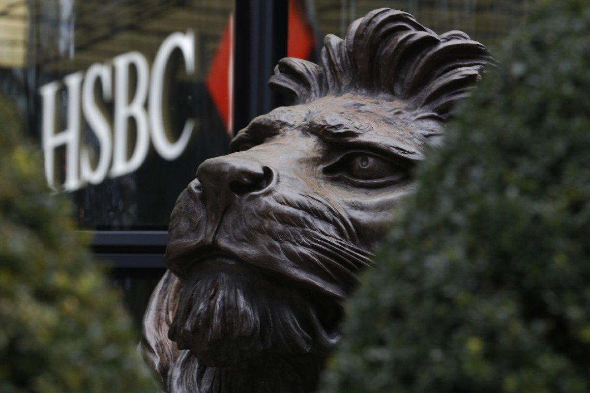Regulation and business development cited by HSBC as reasons for