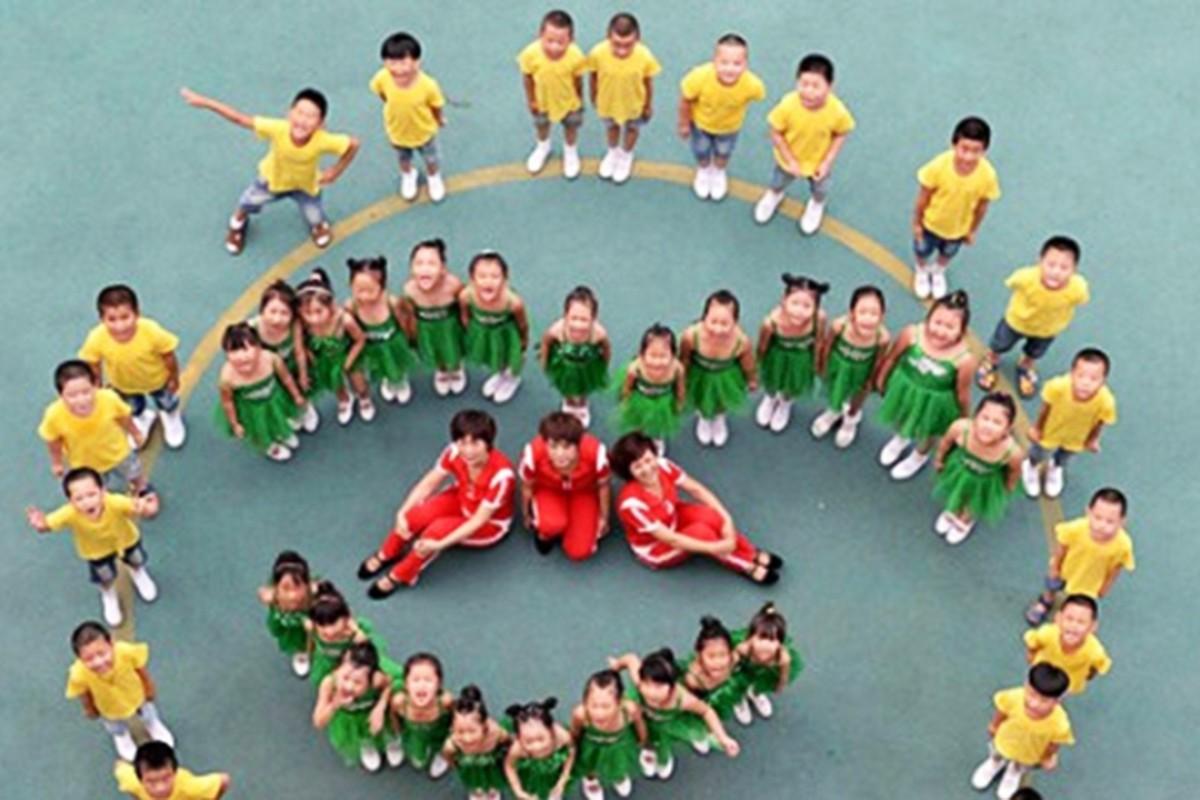 Fun Games And Plenty Of Bathroom Breaks China S Kindergartens Told
