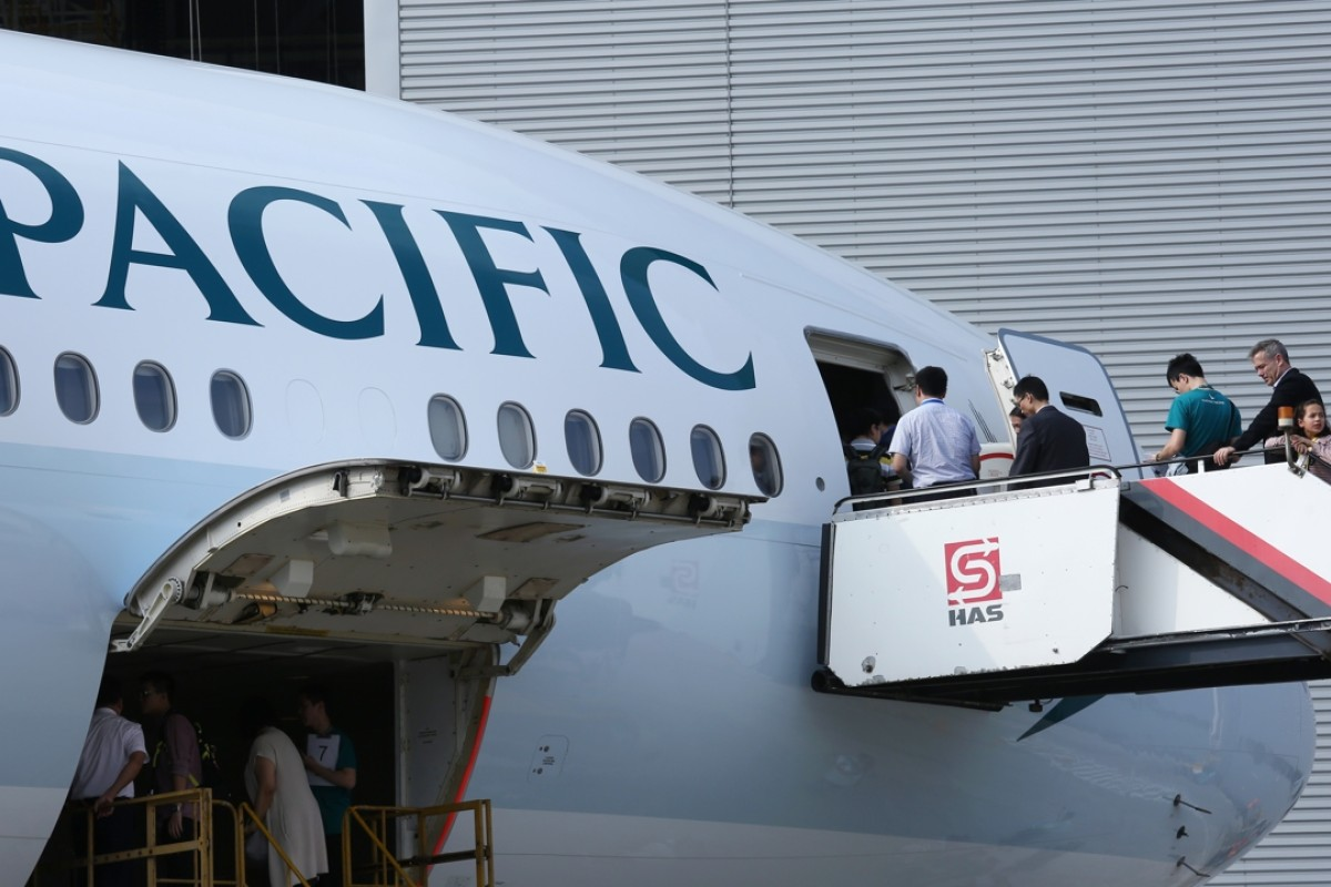 Cathay Pacific expected to post a profit rise despite