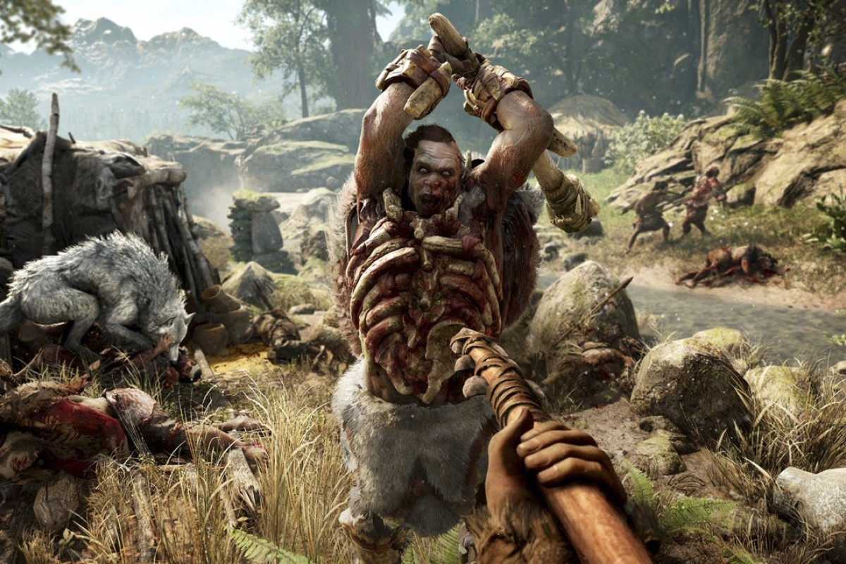 ull art far cry primal art gallery